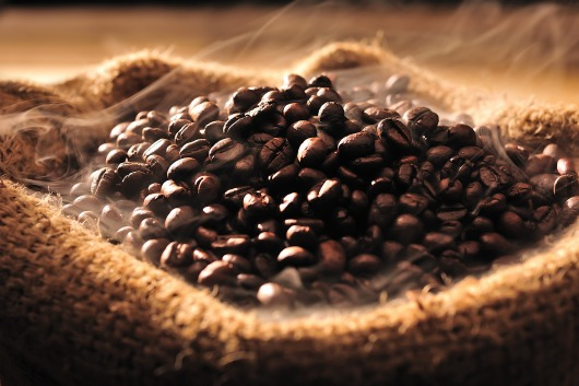 The coffee bean can be processed by two methods, wet or dry processing.