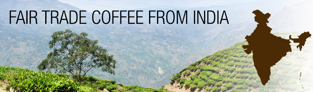 Buy Fair Trade Coffee from India at Gourmesso