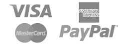 Visa and Paypal